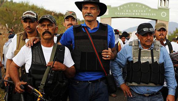 México: Las autodefensas de Michoacán acuerdan desmovilizarse