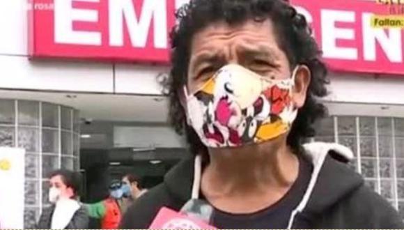 José Luis Cachay revela que su hermano 'Puchito' superó COVID-19 (Foto: captura)