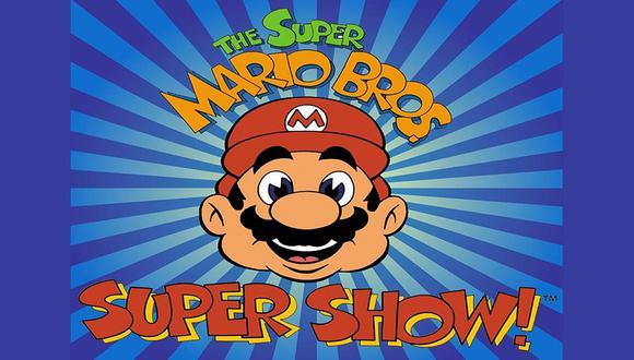 The Super Mario Bros. Super Show! fue una serie animada de los 90. (Difusión)
