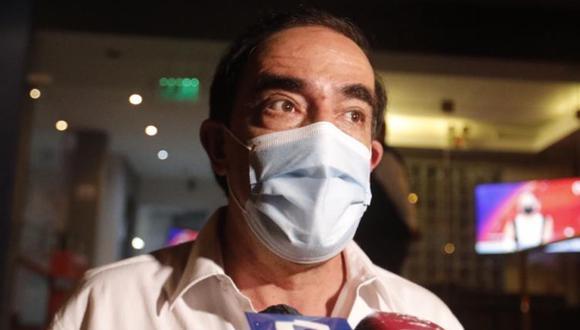 Yonhy Lescano criticó que los últimos presidentes del Perú estén investigados por presuntos actos de corrupción. (Foto: Archivo GEC)