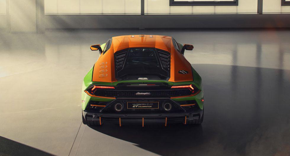 Lamborghini edición limitada
