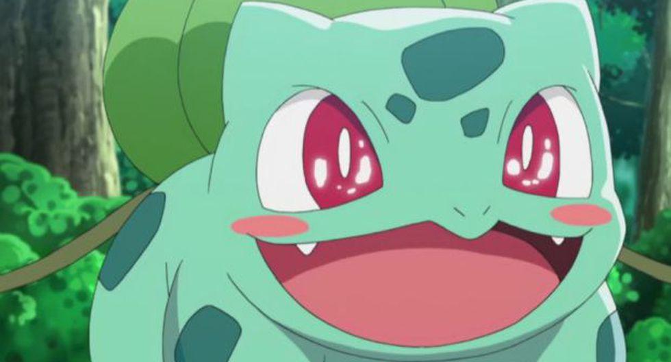 Bulbasaur es el primer pokemon de la Pokédex. (Foto: Captura)