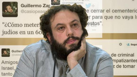 Concejal de Madrid dimite por polémicas bromas sobre Holocausto