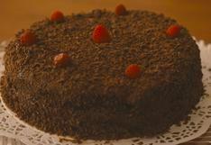 Somos receta: torta húmeda de chocolate al estilo de Alejandra Cendra