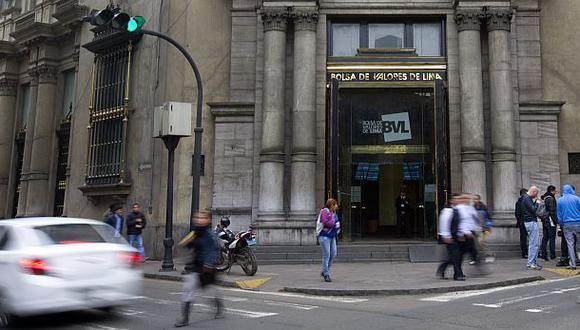 Bolsa de Valores de Lima acabó sesión con indicadores en azul