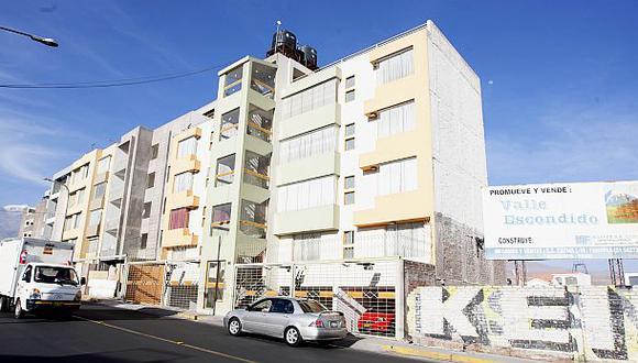 Más peruanos se endeudaron en soles para comprar casas en 2013