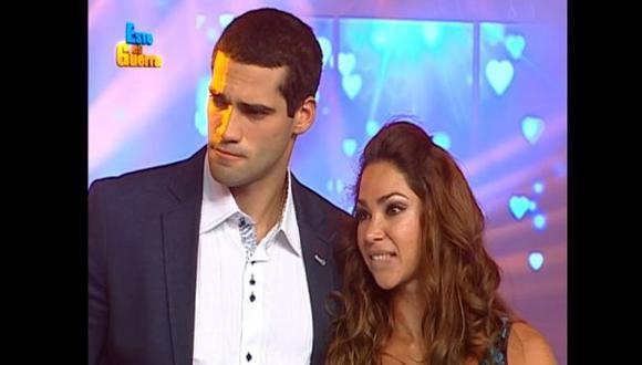"""""""Esto es guerra"""": Guty Carrera pidió matrimonio a Melissa Loza"""