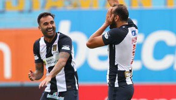 La 'Cotorra' Míguez jugó por primera vez con Alianza entre 2014 y 2015. (Foto: Liga de Fútbol Profesional)
