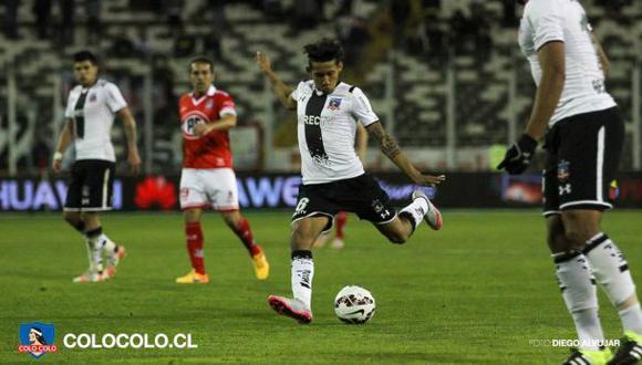 Colo Colo líder en Chile con buena actuación de Gonzales