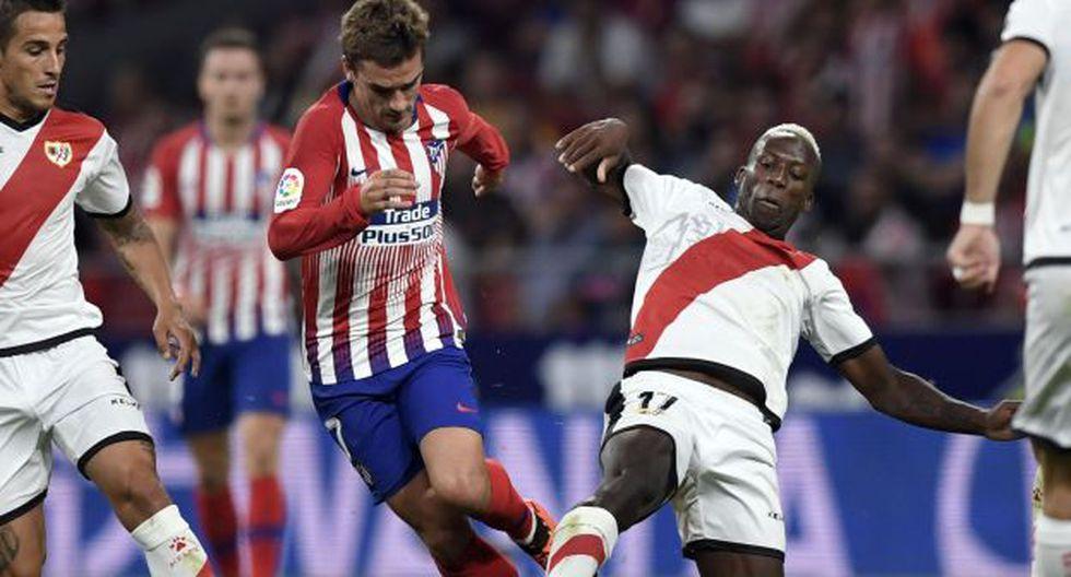 Luis Advíncula jugó, este sábado, su primer partido como titular en la Liga Santander. (Foto: AFP)