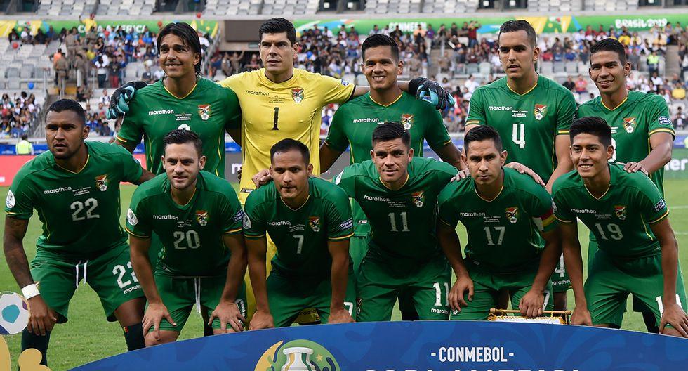 Bolivia no sumó punto alguno en esta Copa América. (Foto: AFP)