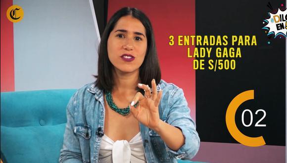 Patricia Barreto responde Dilo en cinco.