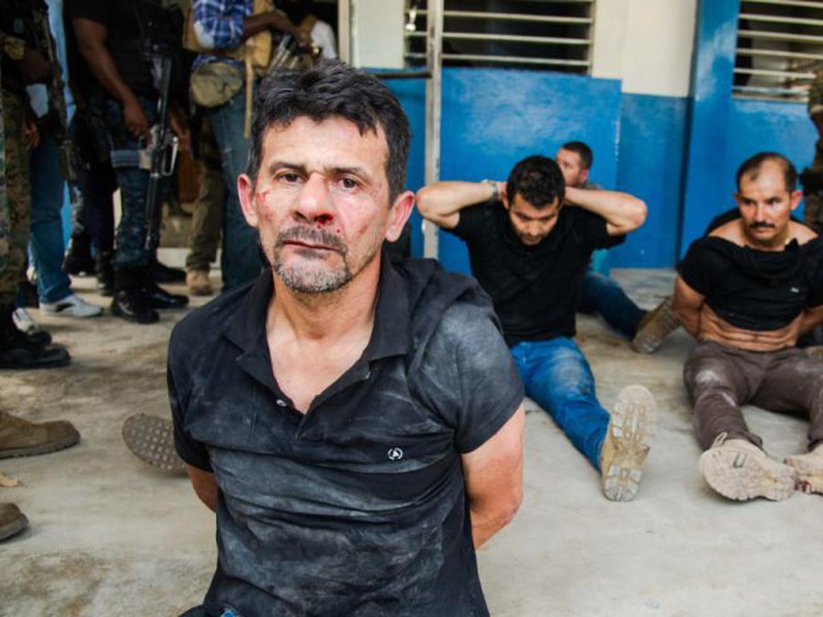 Jovenel Moise: 26 colombianos y dos estadounidenses detrás de asesinato de presidente  de Haití | Puerto Príncipe | MUNDO | EL COMERCIO PERÚ