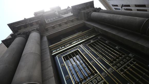 La Bolsa de Lima teminó cerró la jornada del lunes en verde en medio de la incertidumbre generada por el entorno político. (Foto: Jesus Saucedo / GEC)