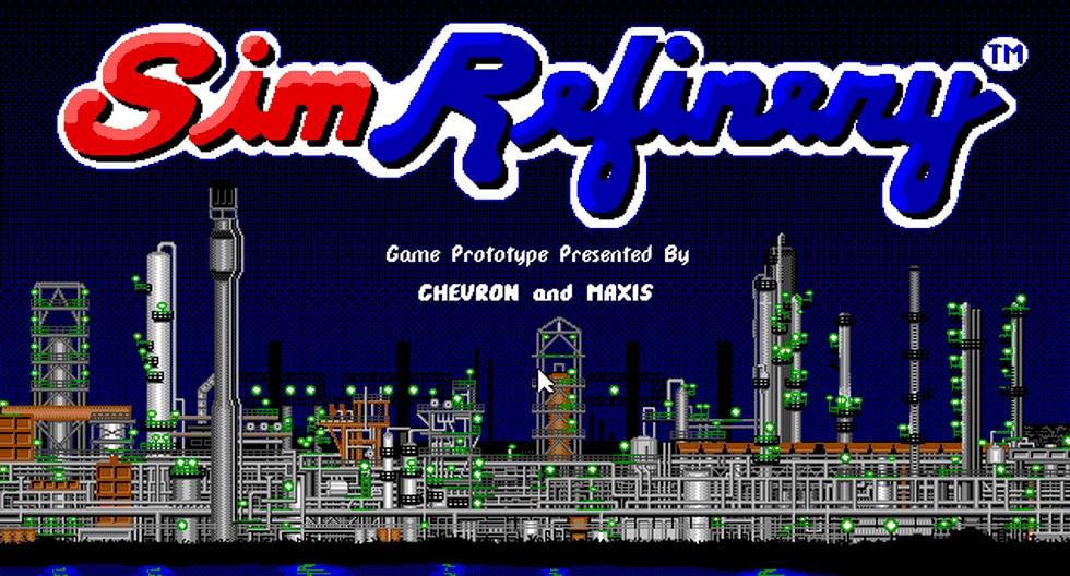 SimRefinery fue creado en 1992. (Captura de pantalla)