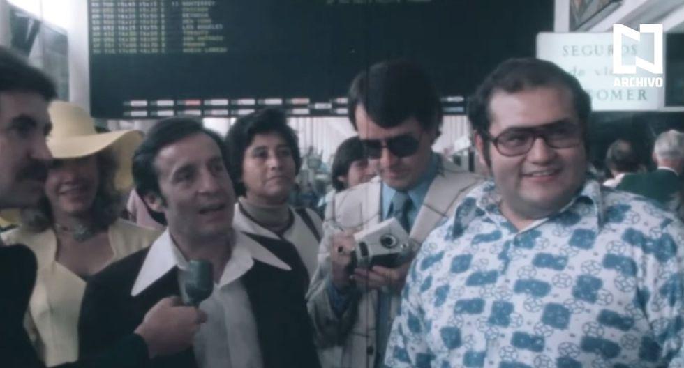 El inédito video del elenco de El Chavo del 8, grabado en 1974. (YouTube | Archivo Televisa News)