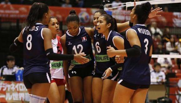 Perú 3-1 Kazajistán: debut triunfal en el Grand Prix de Vóley