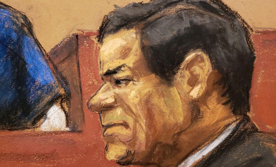Juicio a El Chapo Guzmán en Nueva York: jurado debate veredicto contra el narco mexicano por segundo día. (Reuters).