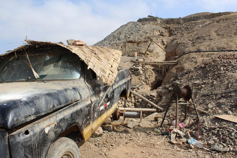 Áncash: desarticulan clan y dan golpe a minería ilegal [FOTOS] - 5