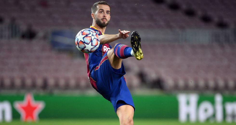 Miralem Pjanic. (Foto: AFP)