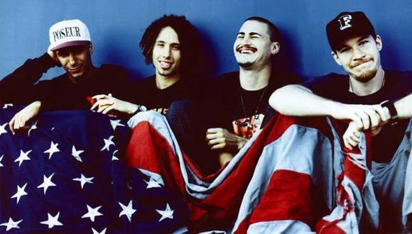 La banda vuelve tras más de 9 años de inactividad. (Foto: Facebook / Rage Against The Machine)