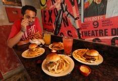 ¿Por qué los peruanos nos hemos vuelto fanáticos de las hamburguesas?