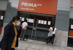 Prima AFP lanza fondo de ahorros para aportar comprando combustible