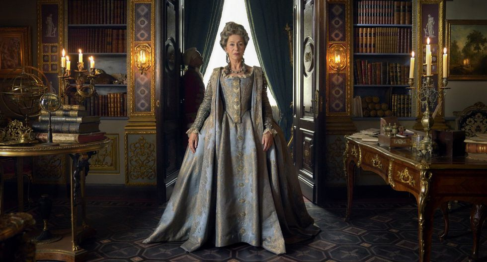"""""""Catherine The Great"""". (Foto: HBO)"""