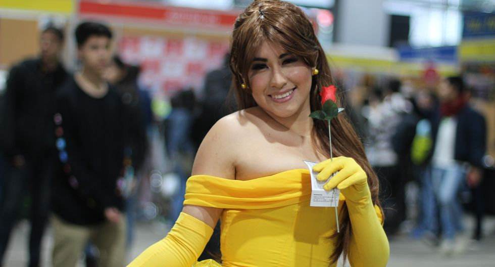 Amantes de la  cultura popular se dieron cita en la inauguración de la Comic Con Lima 2019. (Fotos: Luis Carnero B.)