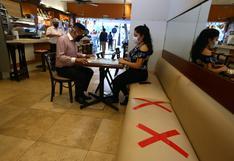 COVID-19: los aforos en malls, restaurantes, cines y otros negocios que estarán vigentes desde este lunes