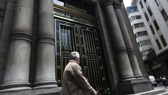 Bolsa de Valores de Lima. (Foto: Jesus Saucedo / GEC)