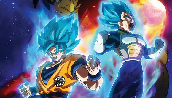 """Póster de la más reciente película de """"Dragon Ball Super"""", estrenada en América Latina en enero del 2019. Se espera que en la San Diego comic Con 2021 haya novedades de la próxima cinta. Foto: Toei Animation."""