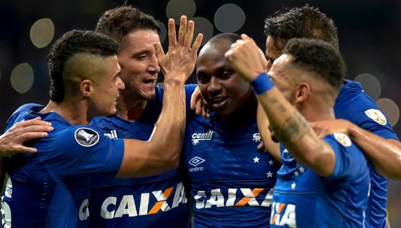 Universidad de Chile se enfrenta a Cruzeiro EN VIVO ONLINE por FOX Sports 2 en Belo Horizonte por el Grupo 5 del campeonato. Sigue aquí todas las incidencias. (Foto: Reuters)