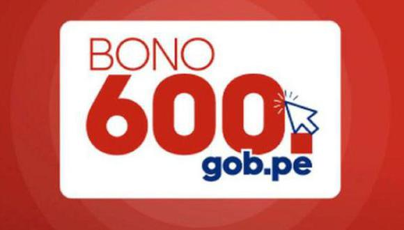 El Bono 600 es el subsidio que entrega el Gobierno a las familias vulnerables afectadas por la crisis económica generada en la pandemia. (Foto: Gob.pe)