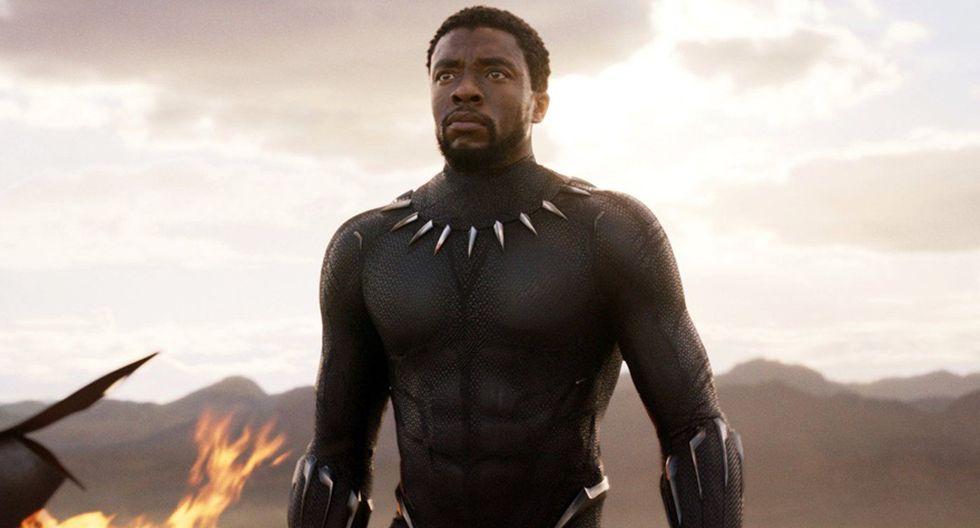 """Puesto: 09: """"Black Panther""""- Recaudación a nivel mundial: $1,346.9 - Año: 2018."""