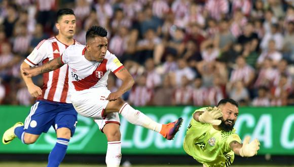 Christian Cueva, a pesar de recién haber vuelto a la actividad futbolística, es uno de los fijos para el llamado de Ricardo Gareca. (Foto: AFP).