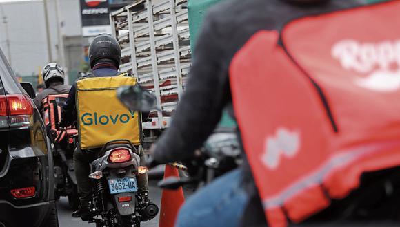 El servicio que brindan las empresas de delivery sería una opción más para los restaurantes que ya empezaron a operar. (Foto: GEC)