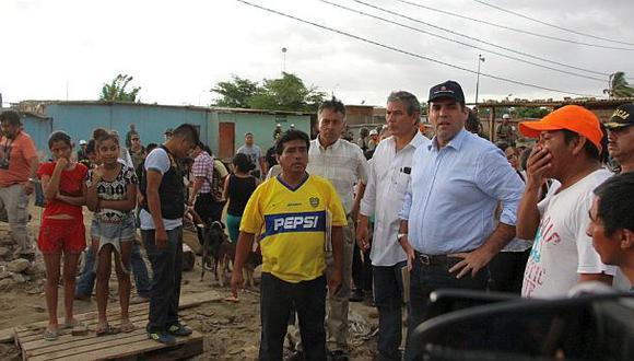 """Zavala: """"Quiero terminar la reconstrucción del país en 3 años"""""""