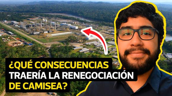 The Question Of The Day: What consequences would the renegotiation of Camisea bring?