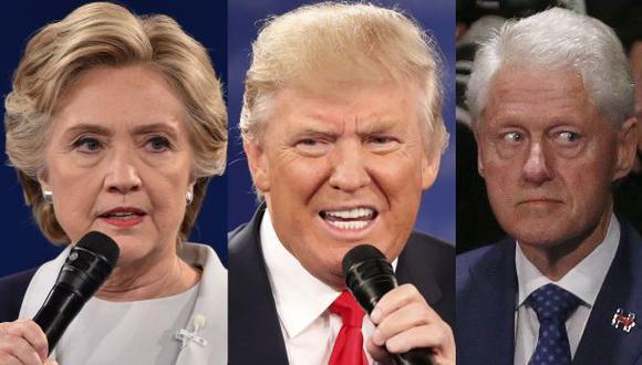 Clinton vs. Trump: Los ganadores y los perdedores del debate