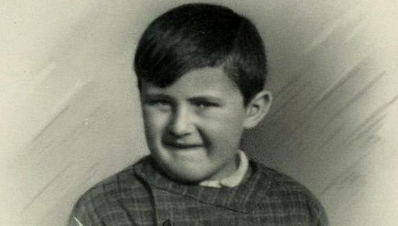 Marcel Pinte tenía 6 años y ya era parte de la Resistencia francesa a la ocupación nazi. (Foto: AFP/COLLECTION GWENOLA BALMELLE).