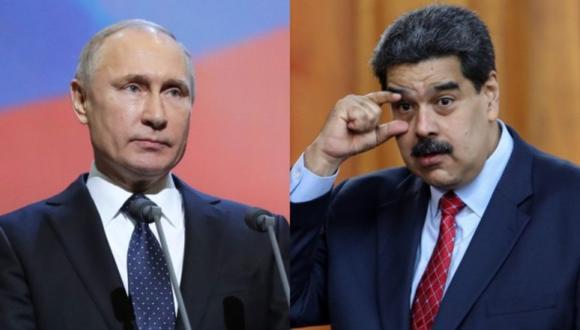 Rusia y Venezuela cerraron en 2011 un acuerdo de cooperación militar que prevé la venta de armas Caracas. (Foto: AFP / EFE)