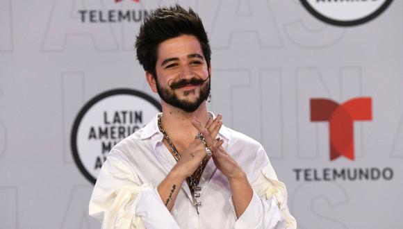 """Camilo presentó una nueva versión de su canción """"Bebé"""" junto a Gusttavo Lima. (Foto: @camilo)."""