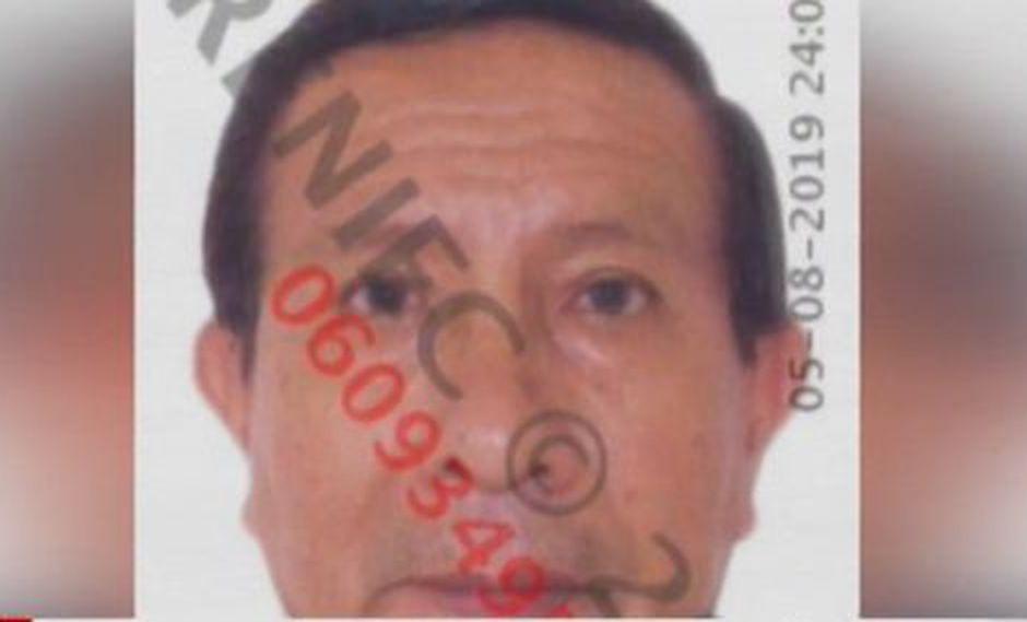 La víctima fue identificada como Pedro Rufino Rivera Alba de 71 años. (Captura: América Noticias)