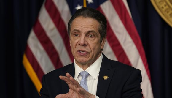 El gobernador de Nueva York, Andrew Cuomo. (Foto: EFE).