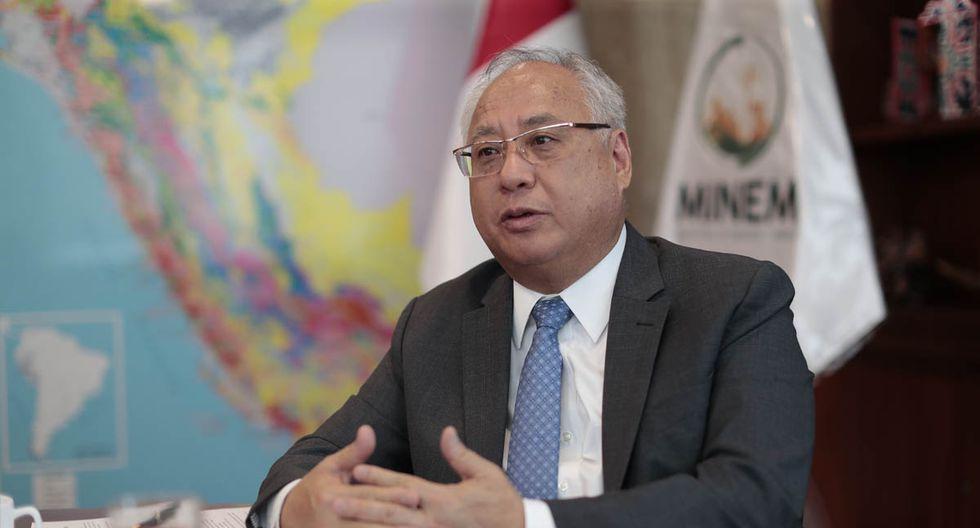 Juan Carlos Liu. (Foto: Hugo Pérez)