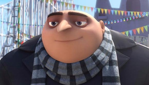 """Este es el origen el nombre de Gru, el protagonista de """"Mi villano favorito"""" (Foto: Universal Studios e Illumination Entertainment)"""