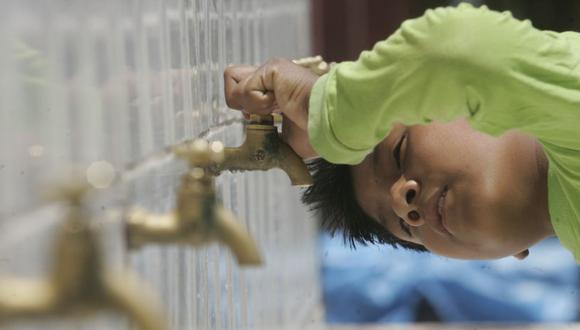 Sedapal detalló que el corte del servicio de agua será de 9 a.m. a 7 p.m.(GEC)