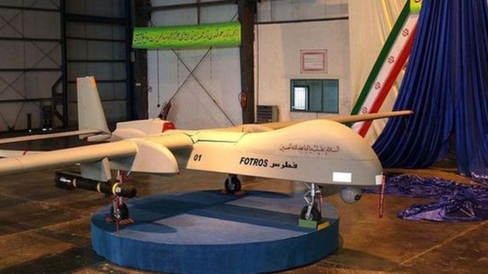 Irán ha desarrollado su propia tecnología de drones. (AFP).