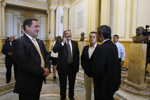 De la Alianza para el Gran Cambio, que postuló a PPK en el 2011, solo el PPC y APP continuaron juntos en el Parlamento hasta el final del quinquenio de Humala.  (Foto: GEC)
